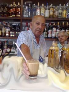 Seu Luiz e Dona Idalina
