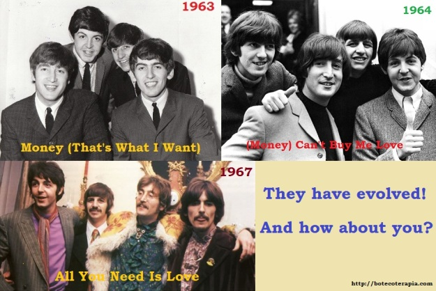 Beatles Evolution