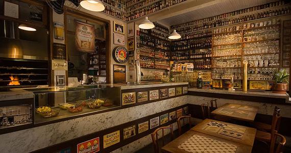 A impressionante variedade de cervejas: mais de 500 rótulos!