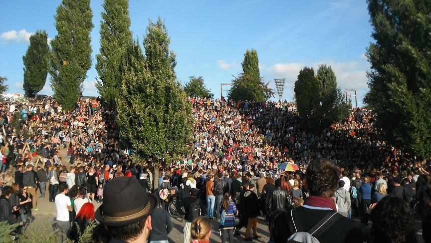 0901 Berlin - Mauerpark