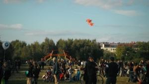 Verão é a época de atividades ao ar livre em Berlin
