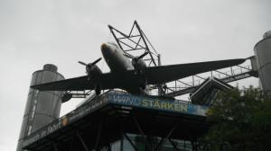 Sim, é um avião de verdade!