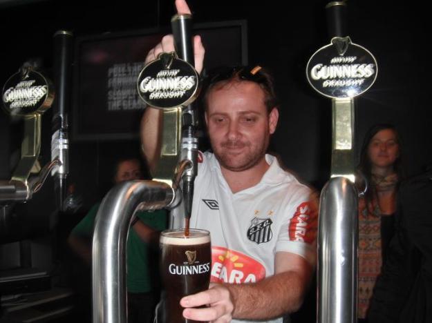 Dublin 4 - Guinness Storehouse