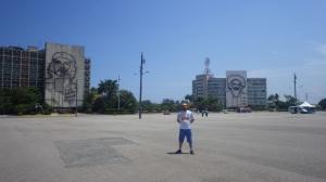 052 Plaza de La Revolucion - Havana - Cuba