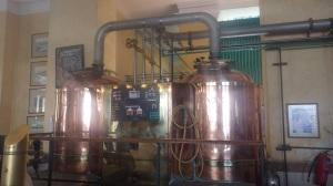 Cerveceria Plaza Vieja - duas experiências totalmente opostas