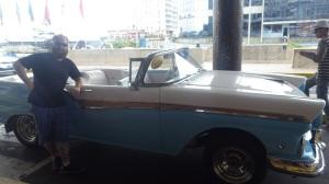 414 Passeio de Ford Fairlane - Havana - Cuba