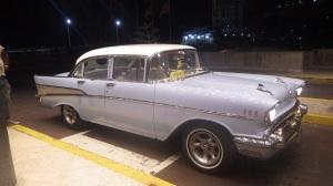 465 Passeio de Chevrolet Bel Air - Havana - Cuba