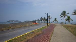 Amador Causeway: lembra os keys da Flórida