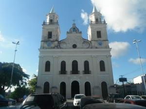 Catedral da Basílica Nossa Senhora das Neves - Centro Histórico