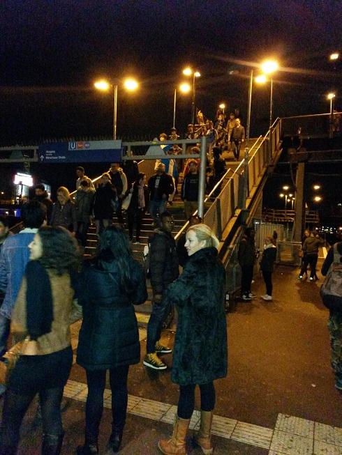 Warschauer Straße: a verdadeira passarela do álcool....hahaha