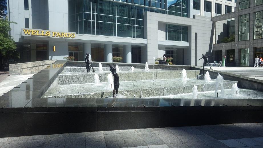 Downtown, Charlotte