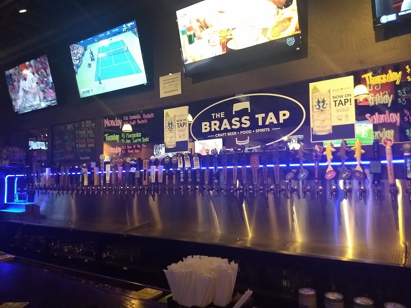 The Brass Tap, Charlotte